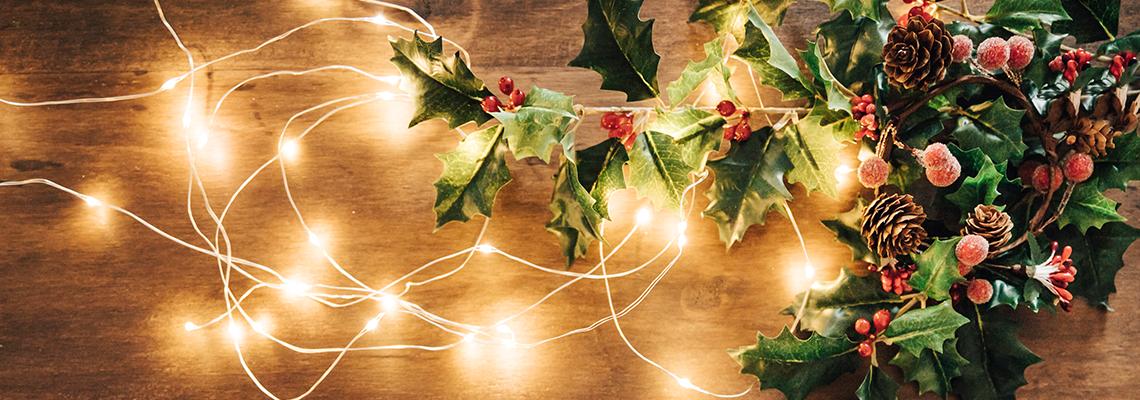 Tendências na decoração de Natal em 2017