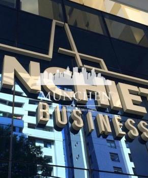 Laje corporativa anchieta business, champagnat, 349 m² privativos próximo parque barigui e shopping barigui
