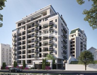 Apartamento maison alto da glória, 3 dormitórios sendo 1 suíte, 98 m² privativos e 2 vagas de garagem