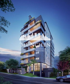 Apartamento GRIGIO Agua verde, 2 dormitórios sendo 1 suíte, 77 m² privativos, 1 vaga de garagem.