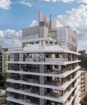 Apartamento SOHO 2525, Batel, bigorrilho, 3 dormitórios sendo 1 suíte, 107 m² privativos, 2 vagas de garagem.