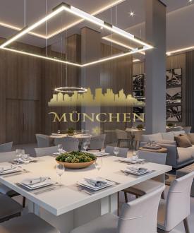 Apartamento duplex MIRAGE SILVA JARDIM, Batel/Agua verde, 3 suítes, 198 m² privativos, 3 vagas de garagem