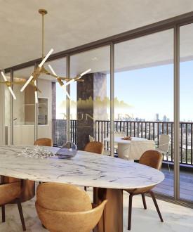 CASA SUSPENSA, AGE 360 ECOVILLE, 3 suítes, 212m² privativos, 4 vagas de garagem