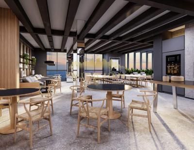 Apartamento VITRA agua verde, 3 suítes, 139 m² privativos, 2 vagas de garagem.