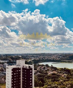Apartamento Monde Champagnat/Bigorrilho, 3 dormitórios, sendo 1 suíte, espetacular vista para o parque barigui, ensolarado, semi-mobiliado, 87 m² privativos e 2 vagas de garagem.