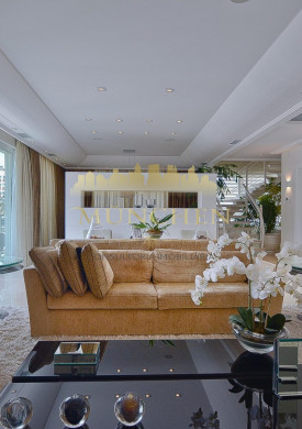 Cobertura L`Essence, cabral, 4 Suítes, 577 m² privativos, 5 vagas de garagem.